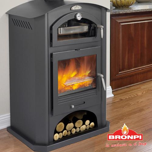 Venta y mantenimiento de estufas chimeneas e insertables for Chimeneas de lena para calefaccion